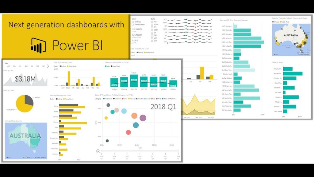 power bi version